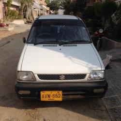 Car Suzuki Mehran vx 2011 Karachi