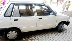 Car Suzuki Mehran vx 2011 Lahore