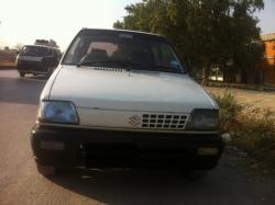 Car Suzuki Mehran vx 2012 Islamabad-Rawalpindi