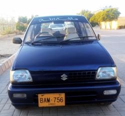 Car Suzuki Mehran vx 2013 Karachi