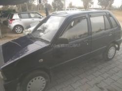 Car Suzuki Mehran vx 2014 Islamabad-Rawalpindi