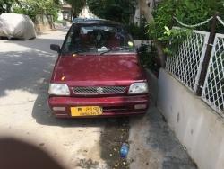 Car Suzuki Mehran vxr 1990 Karachi