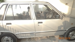 Car Suzuki Mehran vxr 2002 Islamabad-Rawalpindi