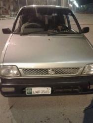 Car Suzuki Mehran vxr 2006 Wah cantt