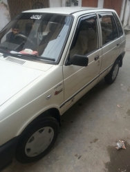 Car Suzuki Mehran vxr 2010 Lahore