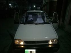 Car Suzuki Mehran vxr 2011 Lahore