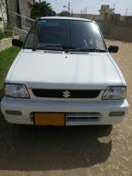Car Suzuki Mehran vxr 2012 Karachi