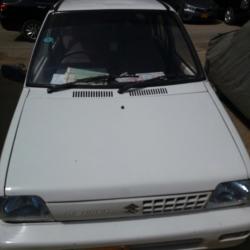 Car Suzuki Mehran vxr 2014 Karachi