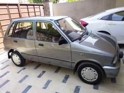 Car Suzuki Mehran vxr 2014 Lahore