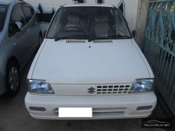 Car Suzuki Mehran vxr 2014 Peshawer