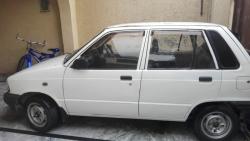 Car Suzuki Mehran vx 2003 Islamabad-Rawalpindi
