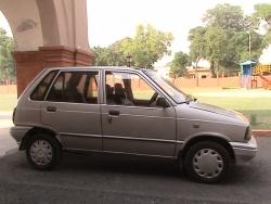 Car Suzuki Mehran vxr 2003 Islamabad-Rawalpindi