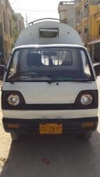 Car Suzuki Ravi 2009 Karachi