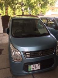 Car Suzuki Wagon R 2013 Lahore
