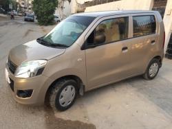 Car Suzuki Wagon R 2015 Karachi