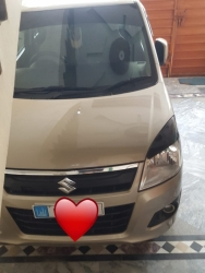 Car Suzuki Wagon R 2015 Taxila