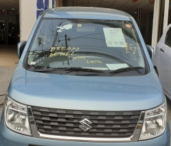 Car Suzuki Wagon R 2016 Lahore