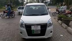 Car Suzuki Wagon R 2018 Peshawer