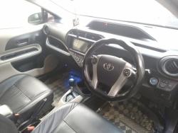 Car Toyota AQUA 2014 Karachi