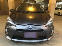 Car Toyota AQUA 2017 Karachi