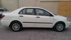 Car Toyota Corolla 2.0 d 2008 Peshawer