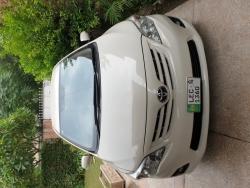 Car Toyota Corolla 2014 Lahore