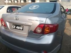Car Toyota Corolla 2014 Peshawer