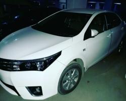 Car Toyota Corolla 2015 Karachi
