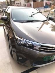 Car Toyota Corolla 2015 Islamabad-Rawalpindi