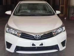 Car Toyota Corolla 2016 Islamabad-Rawalpindi