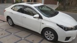 Car Toyota Corolla 2016 Lahore