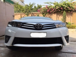Car Toyota Corolla 2016 Peshawer