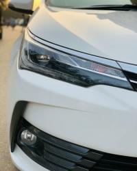Car Toyota Corolla 2018 Karachi