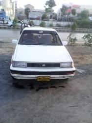 Car Toyota Corolla gli 1986 Karachi