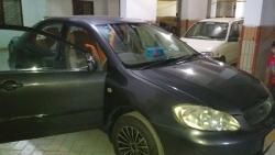 Car Toyota Corolla gli 2007 Karachi