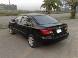 car toyota corolla gli 2007 lahore 25549