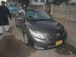 Car Toyota Corolla gli 2009 Karachi