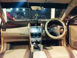 car toyota corolla gli 2009 karachi 27989