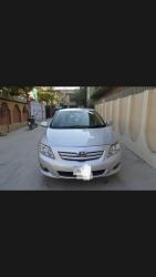 Car Toyota Corolla gli 2010 Islamabad-Rawalpindi