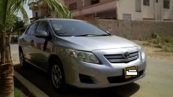 Car Toyota Corolla gli 2010 Karachi
