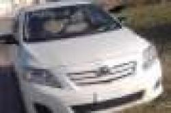 Car Toyota Corolla gli 2011 Islamabad-Rawalpindi