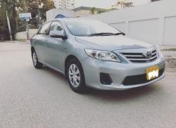Car Toyota Corolla gli 2012 Karachi