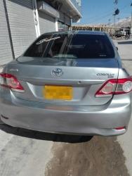 Car Toyota Corolla gli 2013 Quetta
