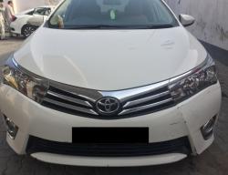 Car Toyota Corolla gli 2014 Lahore