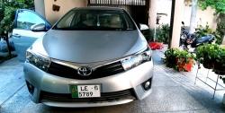 Car Toyota Corolla gli 2015 Bahawalnagar