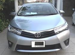 Car Toyota Corolla gli 2016 Islamabad-Rawalpindi