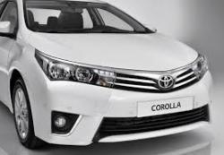 Car Toyota Corolla gli 2016 Lahore