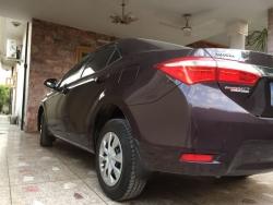 Car Toyota Corolla gli 2016 Peshawer