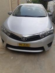 Car Toyota Corolla gli 2017 Karachi