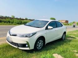 Car Toyota Corolla gli 2018 Kharian
